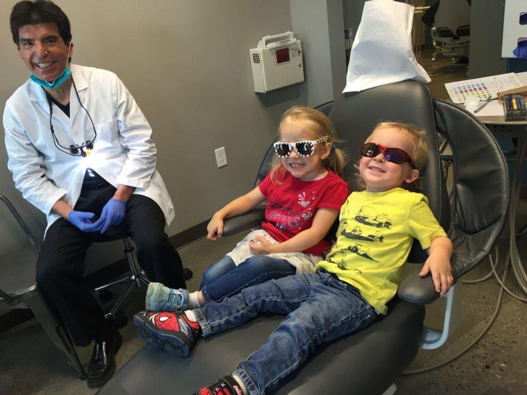 Dr. Garcia at Timber Dental